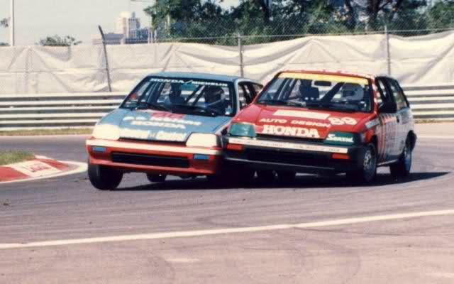 Honda Michelin Cup