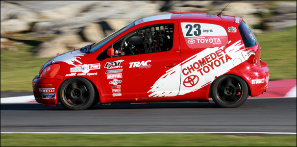 Toyota Echo Cup 2007