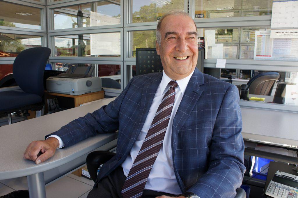 Jean Leblanc, Collaborateur Spécial