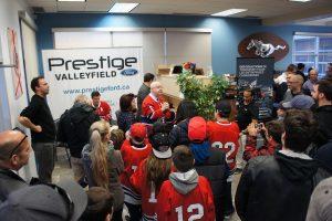 Shea Webber Prestige Ford
