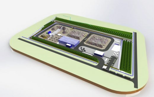 Une usine verte pour l'ARPAC