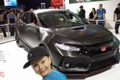 Salon international de l'auto de Montréal 2017 Plus de primeurs et plus d'essais de VÉ