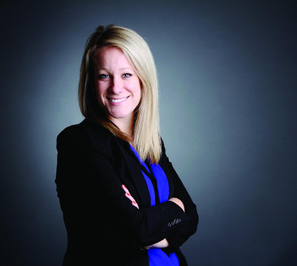 Christina St-Germain, directrice générale de Manheim Montréal.