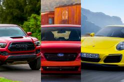 Les 20 véhicules avec la meilleure valeur de retenue selon le Canadian Black Book 2017