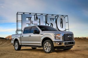 Ford debuts three new national television advertisements, with the first spots airing today on Fox NFL Sunday to promote the all-new F-150 – the toughest, smartest, safest, most capable F-150 ever.