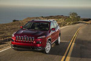 2016 Jeep® Cherokee Latitude