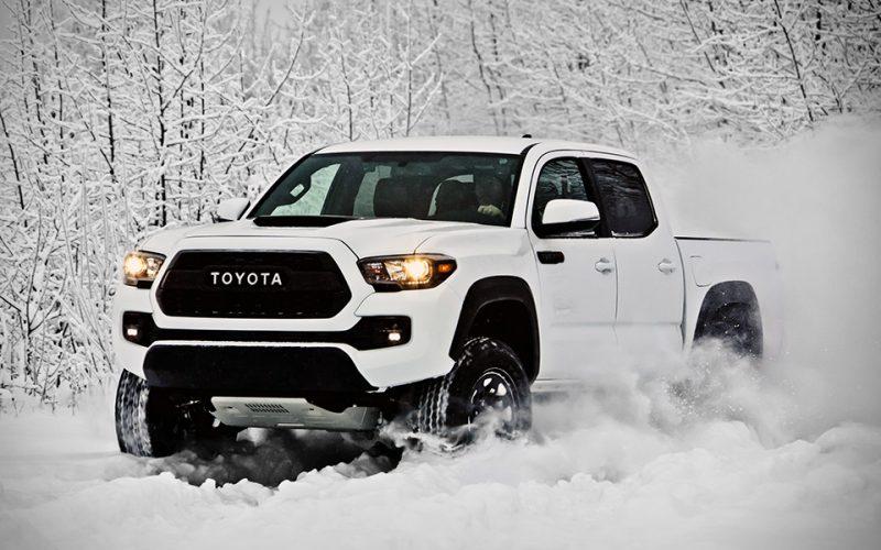 Essai: Toyota Tacoma TRD Pro 2017