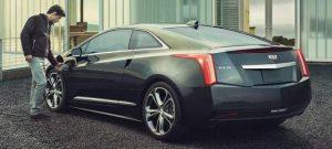 Cadillac ELR 2017