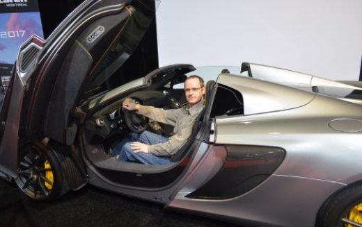 Le Salon international de l'auto de Québec fait un premier gagnant à vie