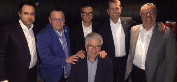 Jerry Chenkin, président de Honda Canada: Un premier hommage québécois !