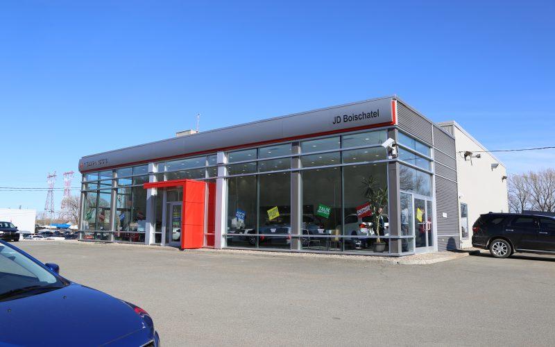 Nouvelle Concession Jd Boischatel Mitsubishi 25 224 30