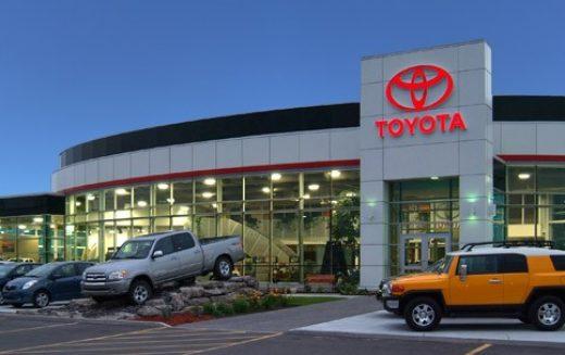 Les concessionnaires Toyota du Québec récipiendaires du Prix président 2017