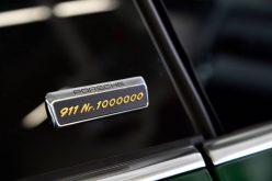 Un million de 911 pour Porsche