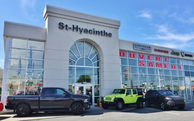 Automobile En Direct acquiert St-Hyacinthe Chrysler Dodge Jeep RAM FIAT