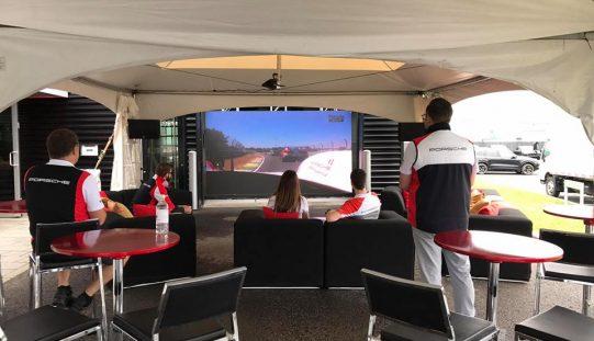 Les 24 heures du Mans en direct au Centre Porsche Québec