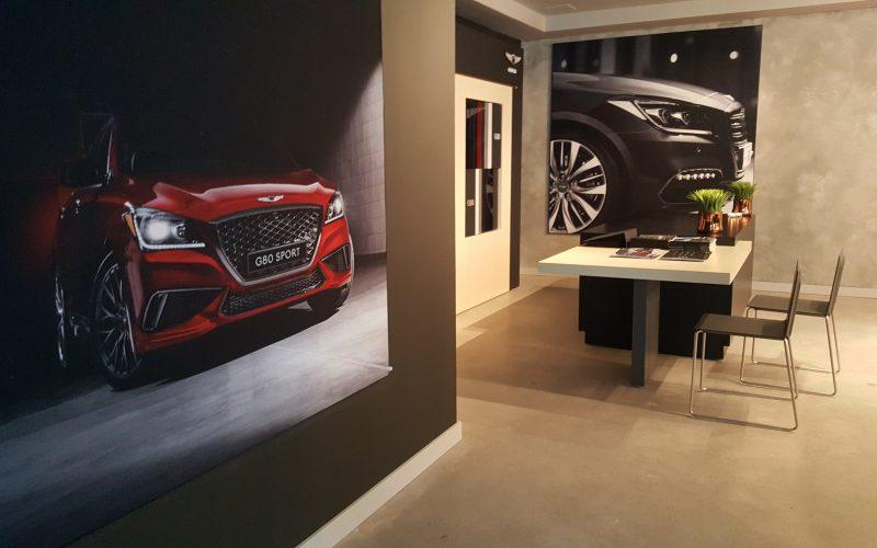 La première Boutique Genesis au monde inaugurée hier… à Toronto