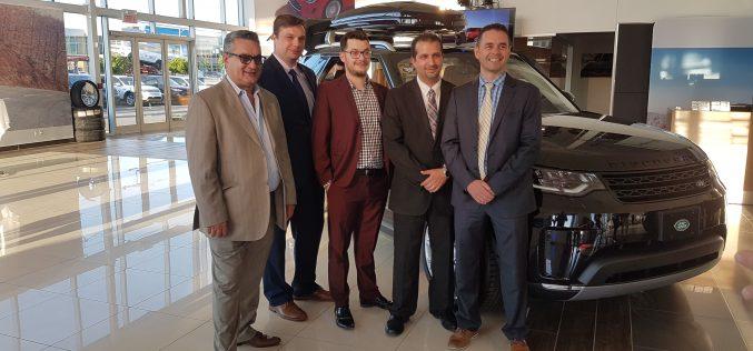 Dévoilement du Land Rover Discovery chez Brossard Jaguar et Land Rover