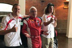 Michel Barrette et la Coupe Nissan Micra:Une histoire de famille