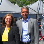 Kevin Marcotte/Ursula Mathar Groupe BMW