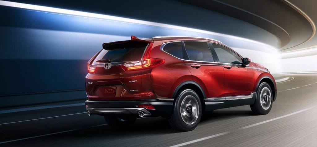 Honda CRV 2017