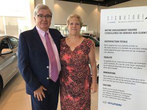 Brossard Hyundai et Banque Scotia