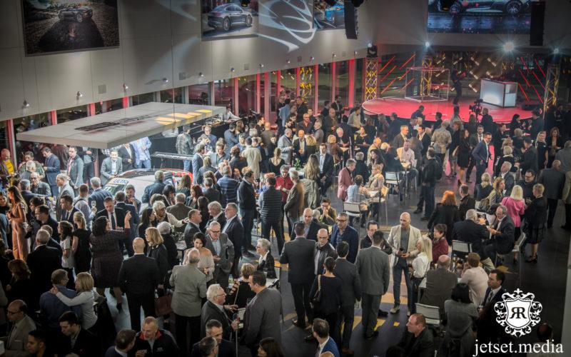 Le Centre Porsche Rive-Sud ouvre officiellement ses portes