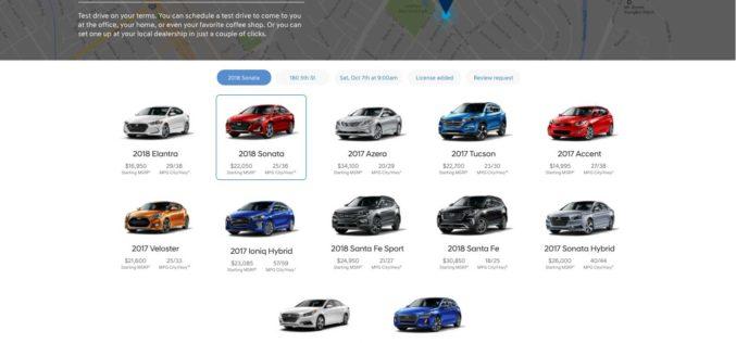 Hyundai veut redéfinir l'expérience d'achat avec Shopper Assurance