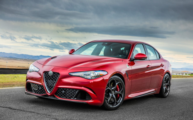 Essai Alfa Romeo Giulia: c'est une question d'émotions