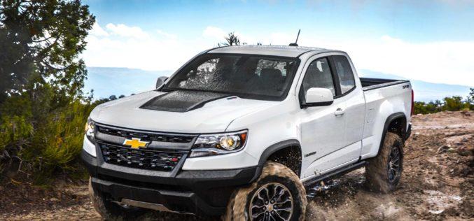 Essaidu Chevrolet Colorado ZR2 2018: la seule chose qui l'arrête, c'est la production!