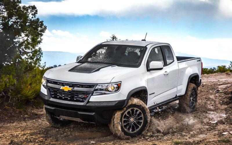 Essai du Chevrolet Colorado ZR2 2018: la seule chose qui l ...