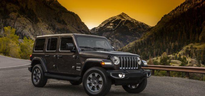 Nouveau Jeep Wrangler 2018 et plus de 200 accessoires Mopar au SEMA