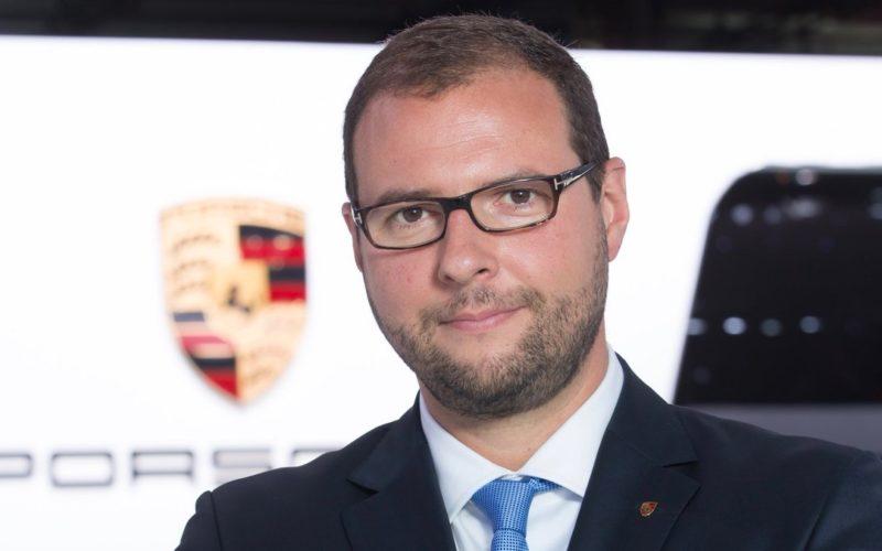 Marc Ouayoun, nouveau président et chef de la direction de Porsche Canada