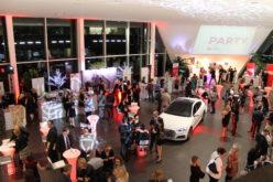 50000$ pour le Party de filles au garage chez Audi Lévis