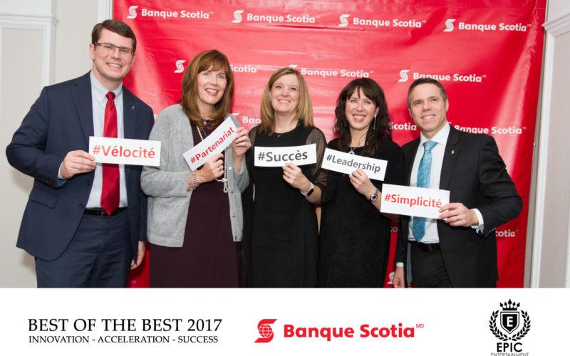 Banque Scotia: les bons coups de 2017 et les souhaits pour 2018
