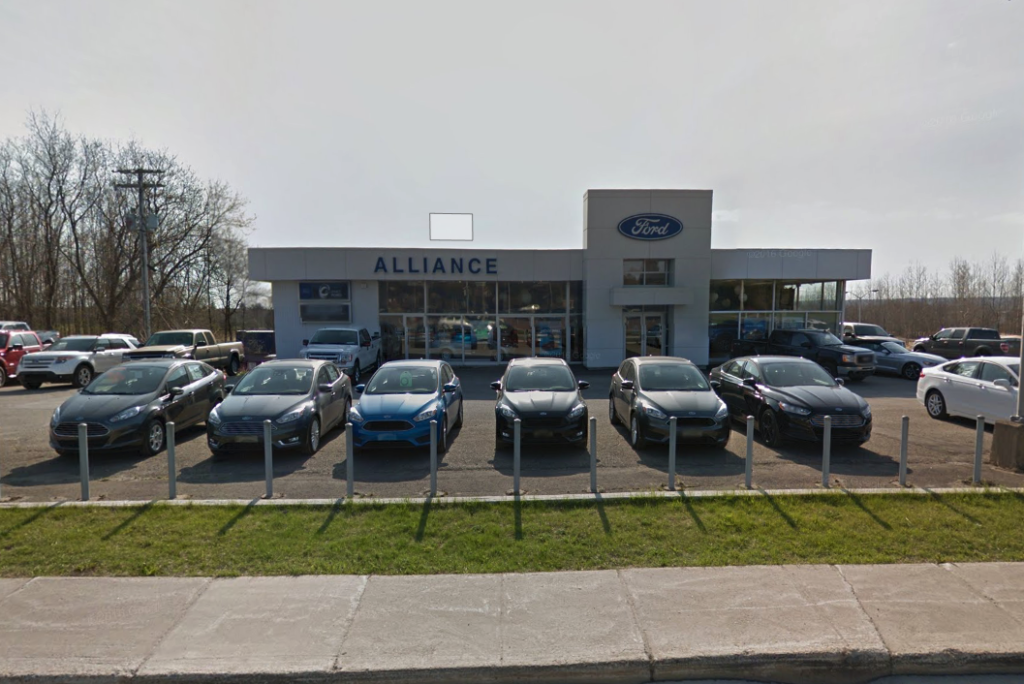 Alliance / Lachute Ford