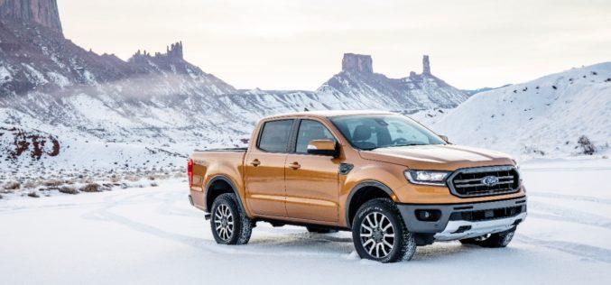 Le Ford Ranger de retour et réinventé