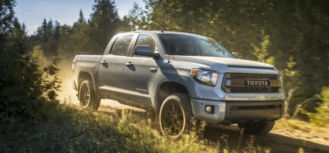 Toyota Canada connait la meilleure année de son histoire