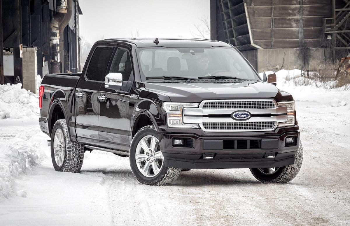 Ford annonce une autonomie de 78 l 100 km pour le f 150 diesel correction automedia