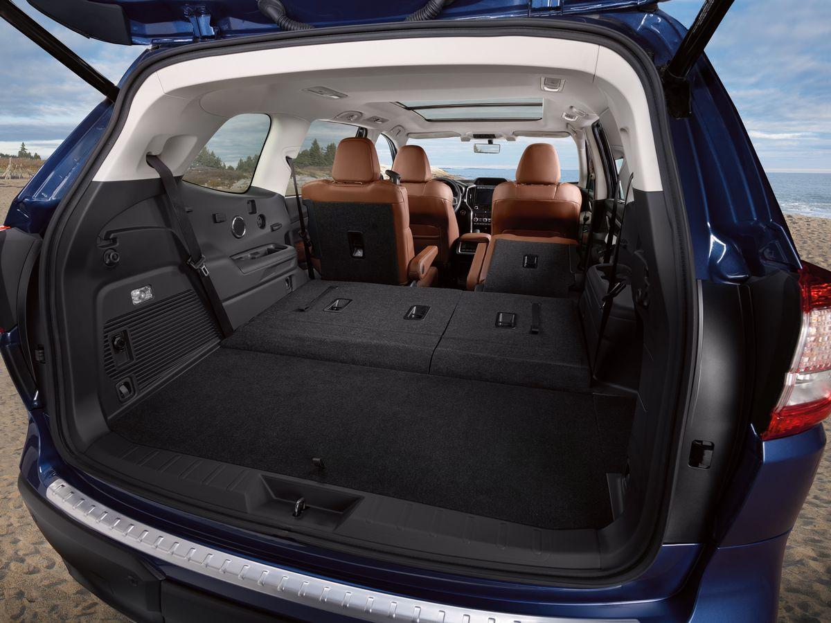 Subaru Forester Car Seat Installation
