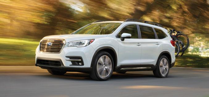 Plusieurs records de ventes pour Subaru en 2017