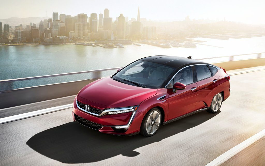 Honda Clarity Quebec 2018