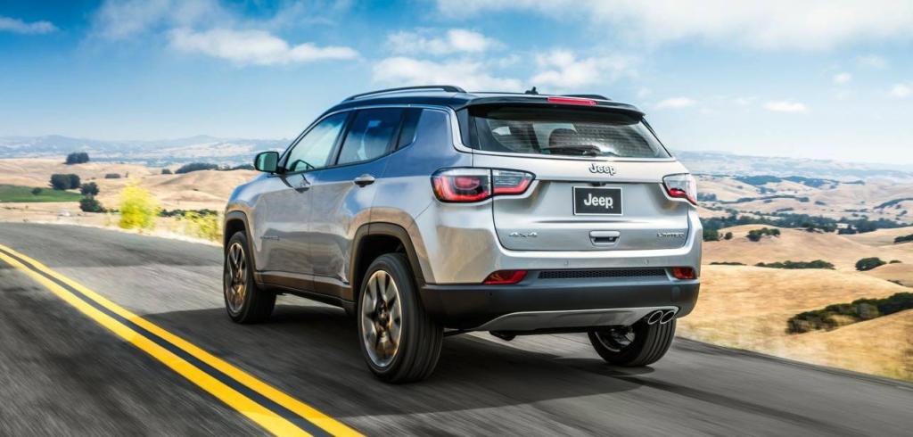 Jeep 2017 sales