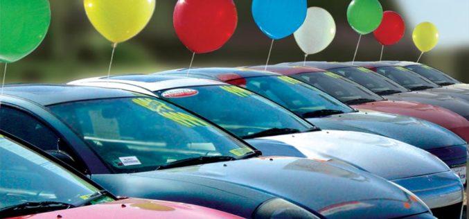 Le prix moyen des 10véhicules d'occasion avec financement les plus vendus augmente de 5,23%
