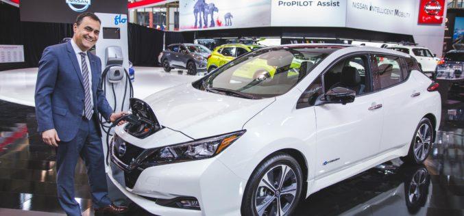 Flo : la recharge recommandée par Nissan