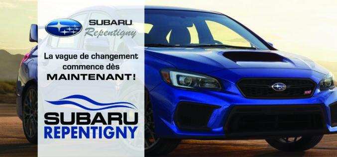 Patrick Tremblay acquiert Subaru Repentigny