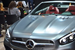 Mercedes se retire du Salon de Détroit 2019