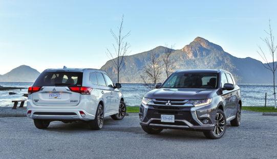 Mitsubishi Outlander PHEV:  Acclamé comme le messie !