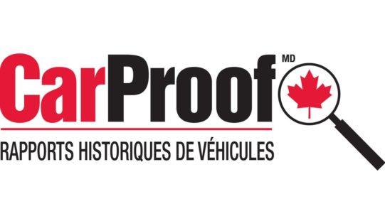 Carproof devient Carfax Canada
