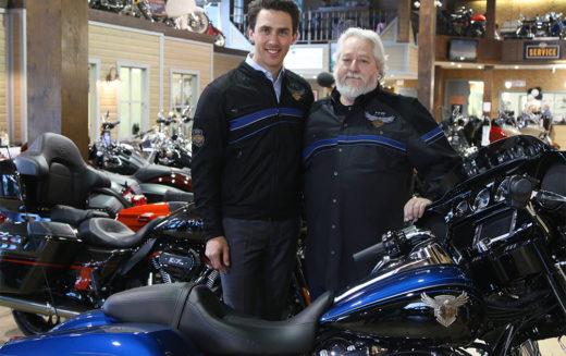 Léo Harley-Davidson membre du Groupe Park Avenue