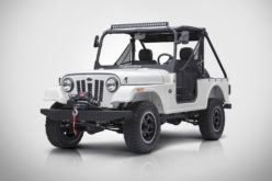 Mahindra ROXOR: le petit véhicule hors route aux airs familiers
